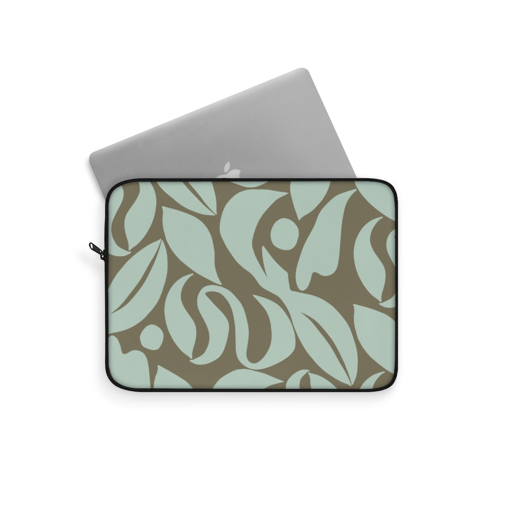 ABSTRACT ART V2 LAPTOP SLEEVE