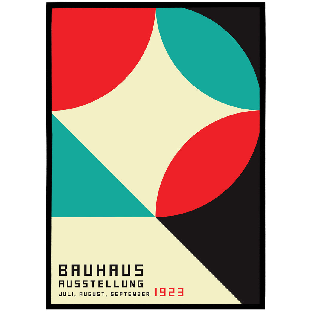 Bauhaus Art Print - Shop posters, Art prints, Laptop Sleeves, Phone case and more Online!