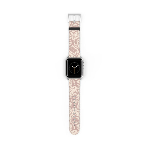 Pastel Floral Apple Watch Band