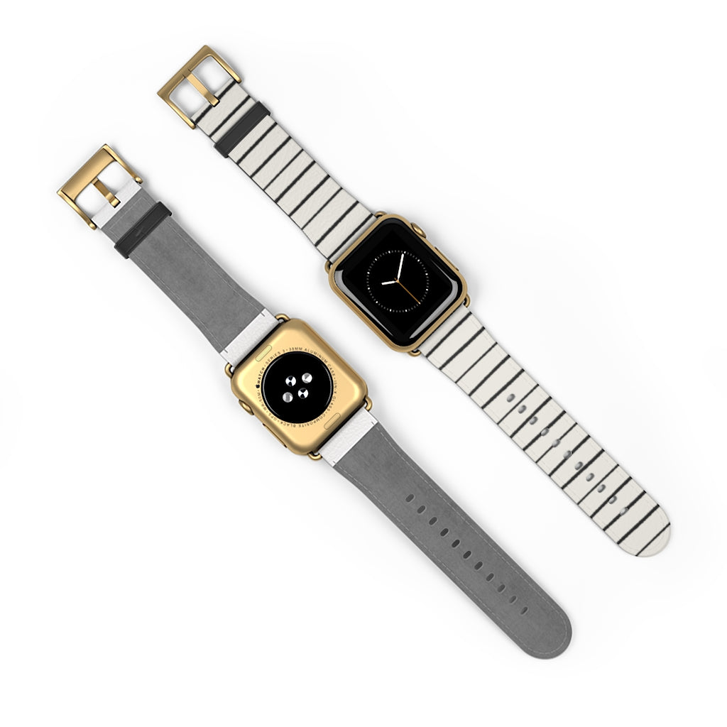 Lines Art Apple Watch Band