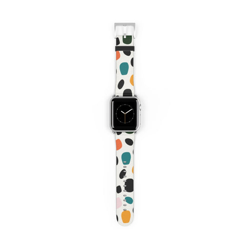 Modern Shapes Apple Watch Band