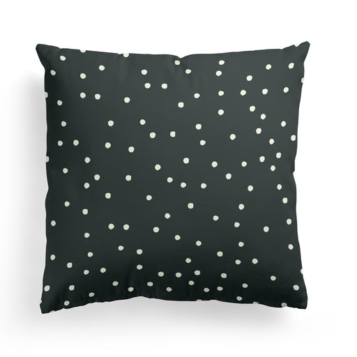 Pillow with Retro Dots v5