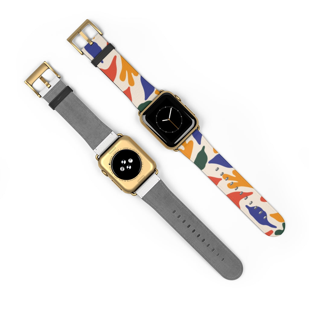 Cut Outs v3 Apple Watch Band