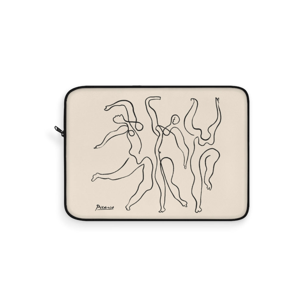 PICASSO DANCERS LAPTOP SLEEVE