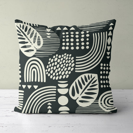 Pillow with Nature Art