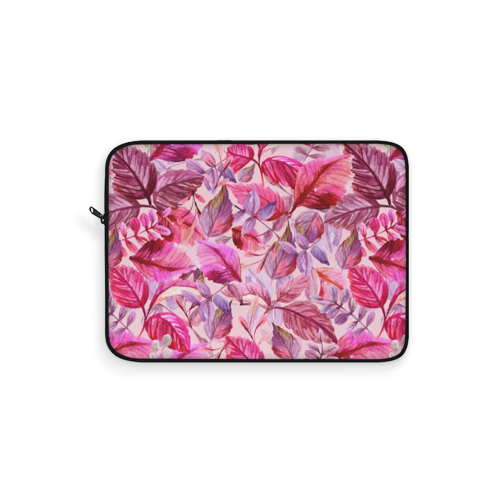 ROMANTIC FLORAL LAPTOP SLEEVE
