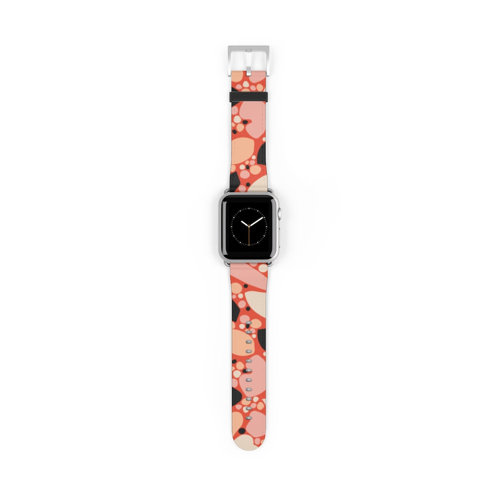 Modern Pattern Apple Watch Band