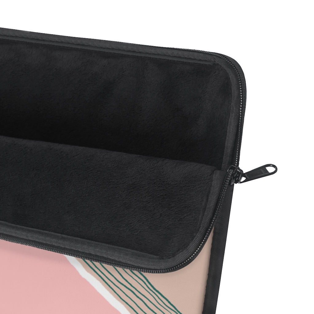 ABSTRACT MODERN LAPTOP SLEEVE