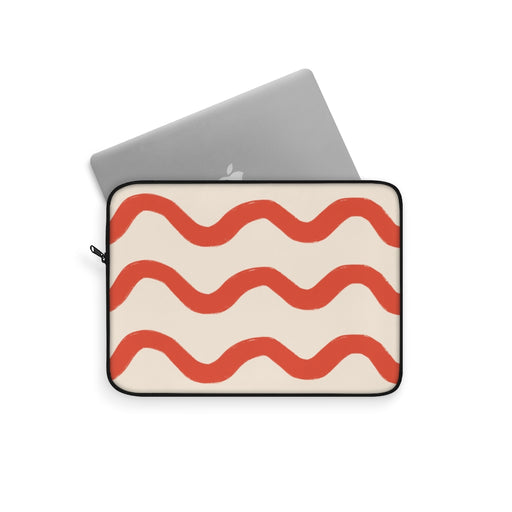 RETRO WAVES LAPTOP SLEEVE
