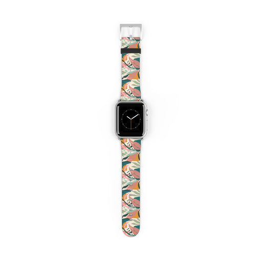 Abstract Art Watch Band