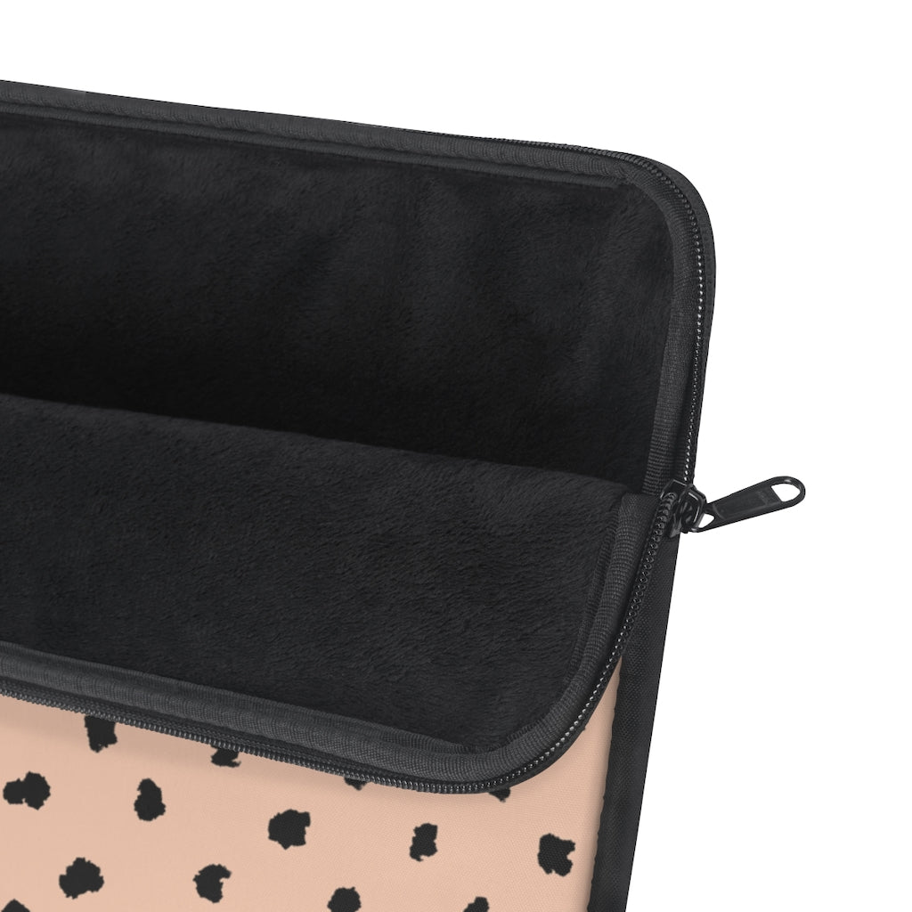 LITTLE DOTS LAPTOP SLEEVE