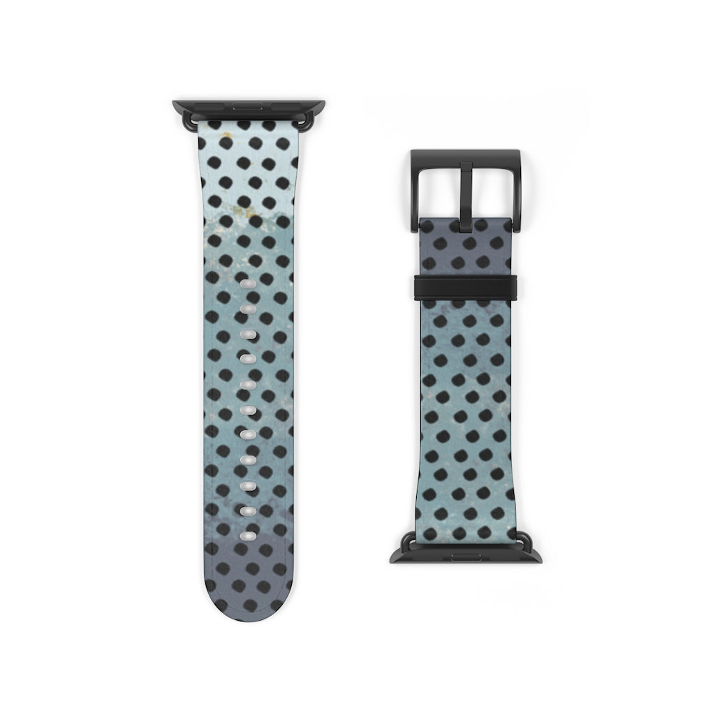 Blue Dots Apple Watch Band