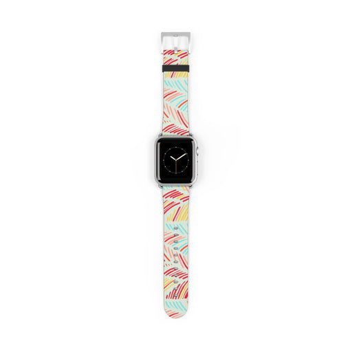 Tropical Feathers Apple Watch Band