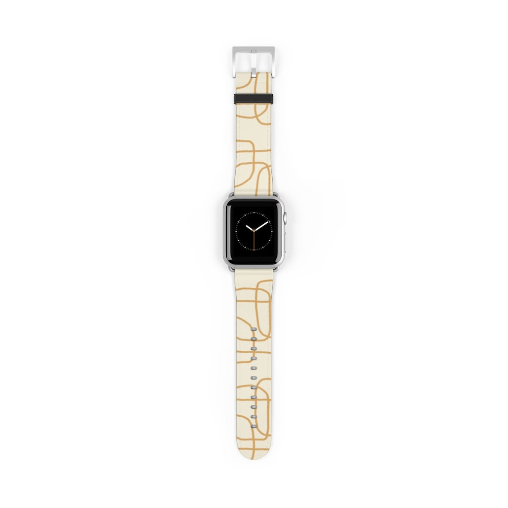 Art Deco Apple Watch Band