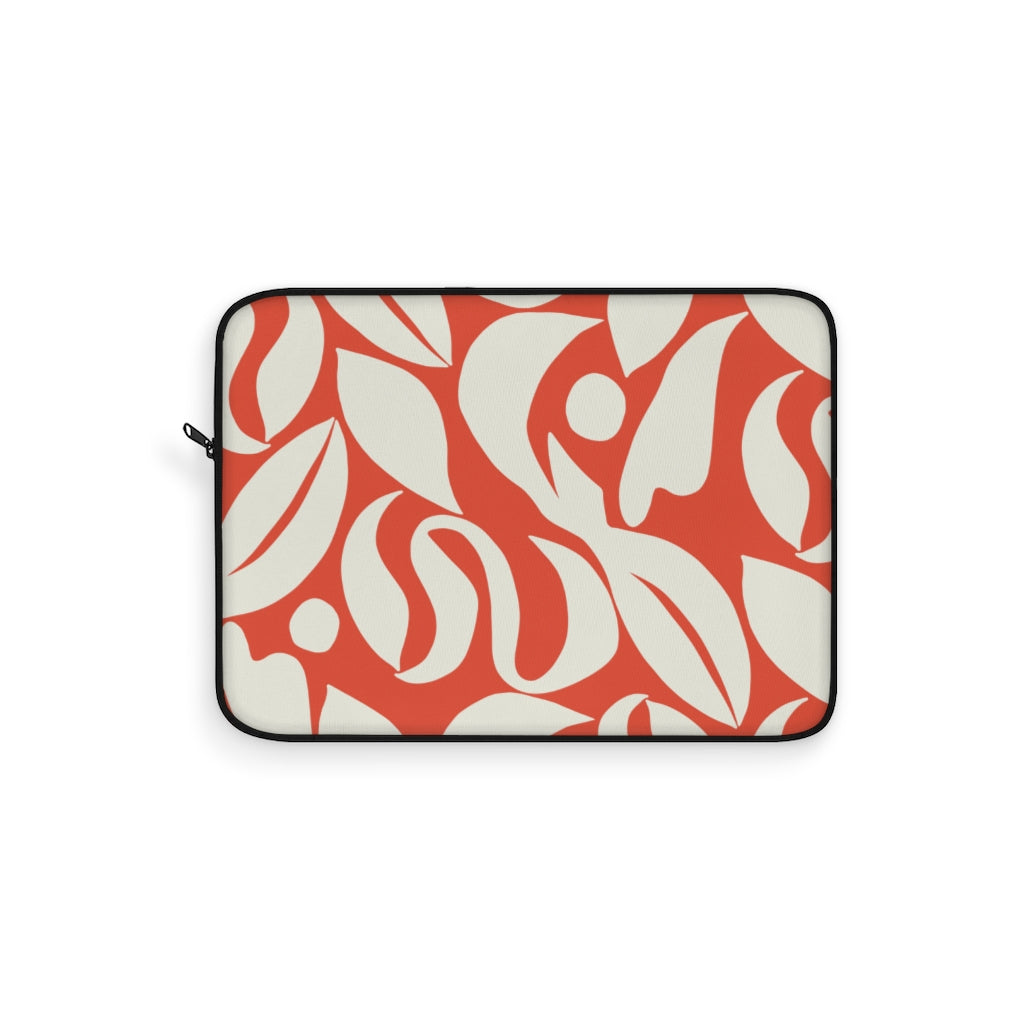 ABSTRACT ART LAPTOP SLEEVE