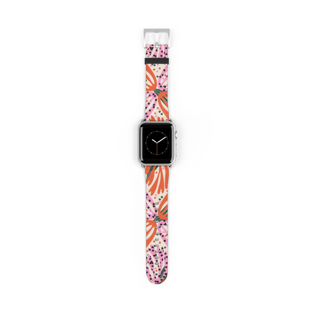 Summer Jungle Apple Watch Band