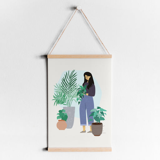 Wall Art for Plant Lover
