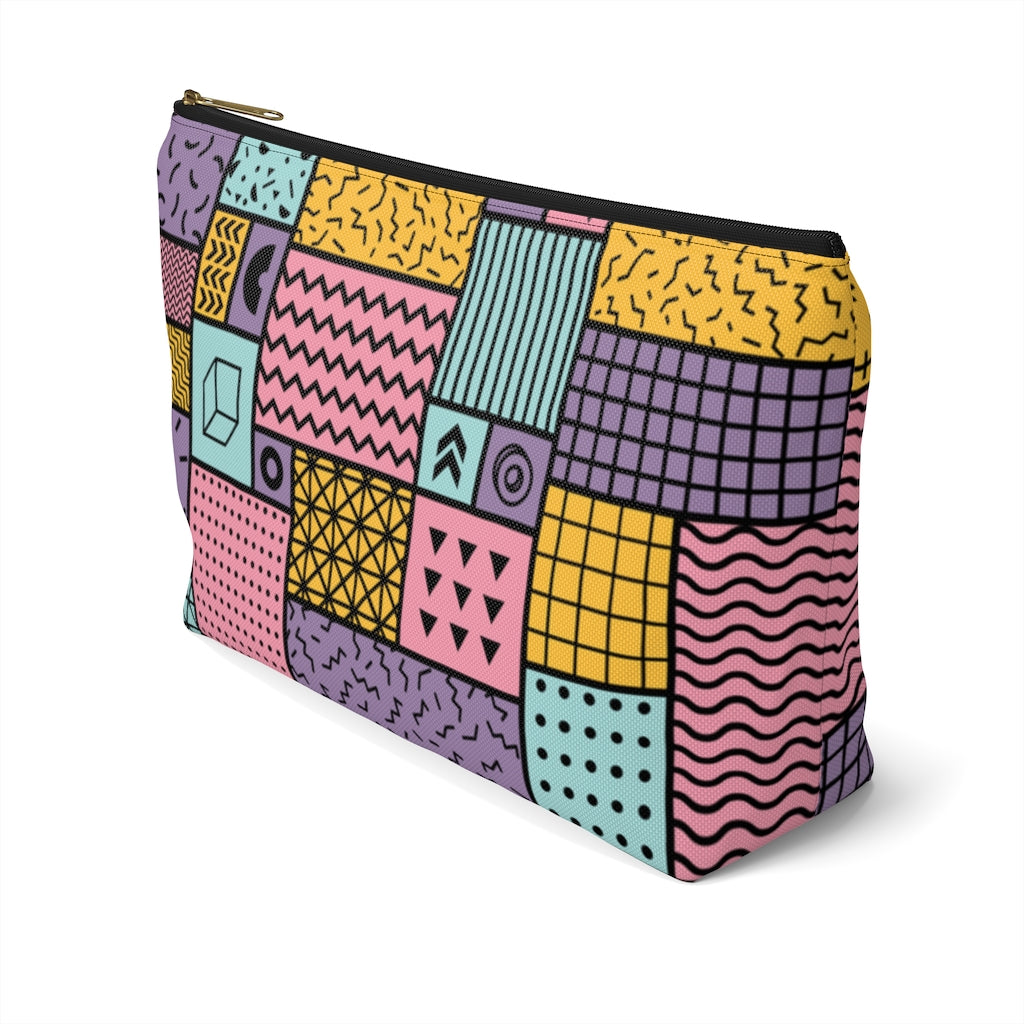 90s Flow Make-up Bag