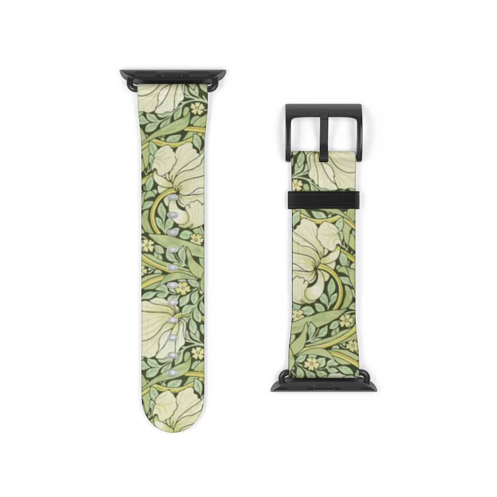 William Morris Watch Band