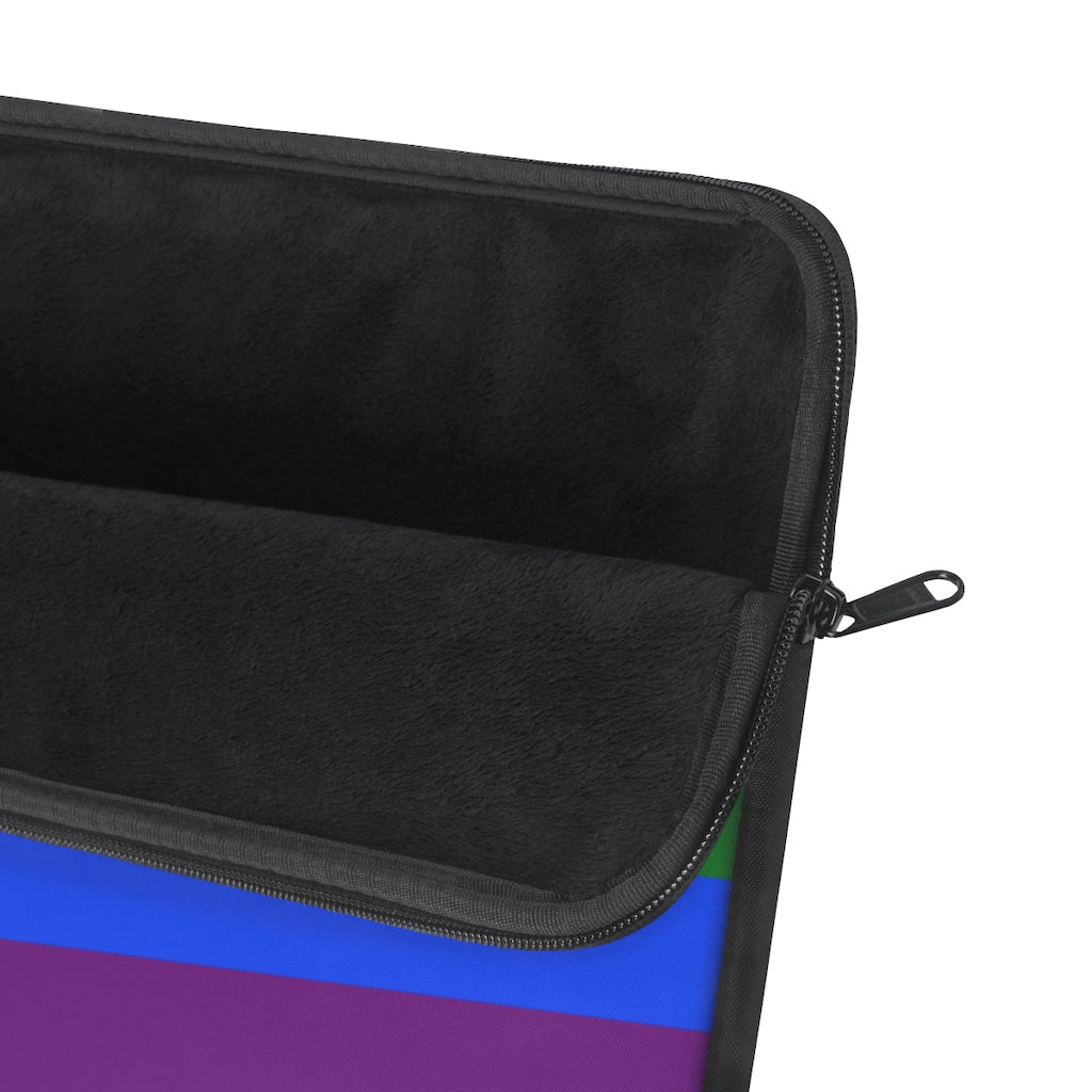 RAINBOW ART LAPTOP SLEEVE