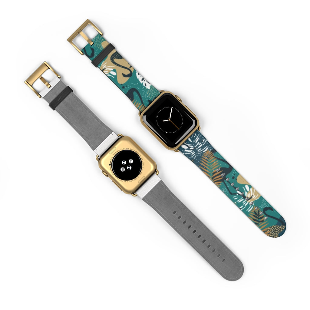 Tropical Watch Band