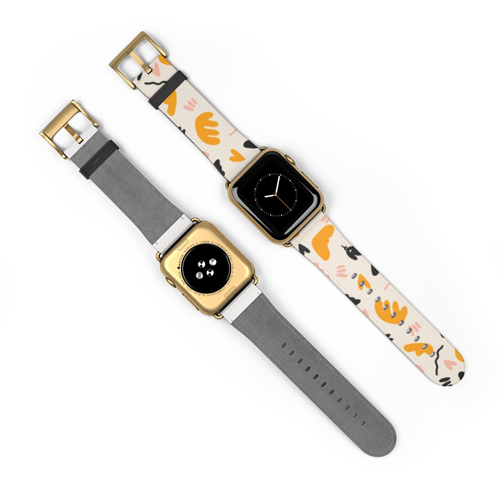 Trendy Shapes Watch Band