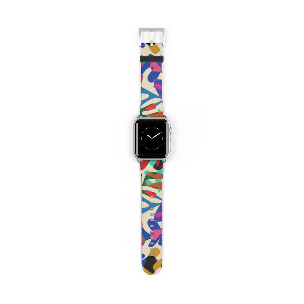 Vintage Art Apple Watch Band
