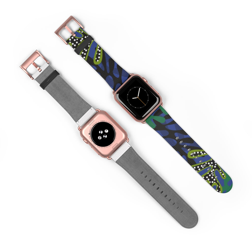 Matisse Jungle Apple Watch Band