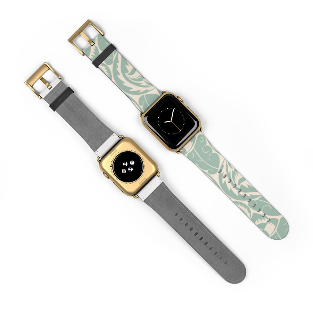 Pastel Jungle Apple Watch Band