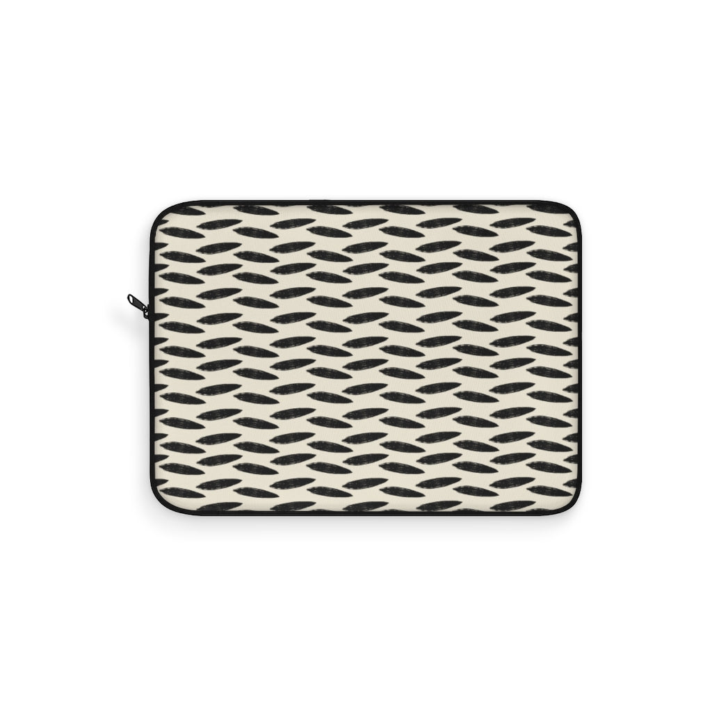 RUSTIC ART LAPTOP SLEEVE