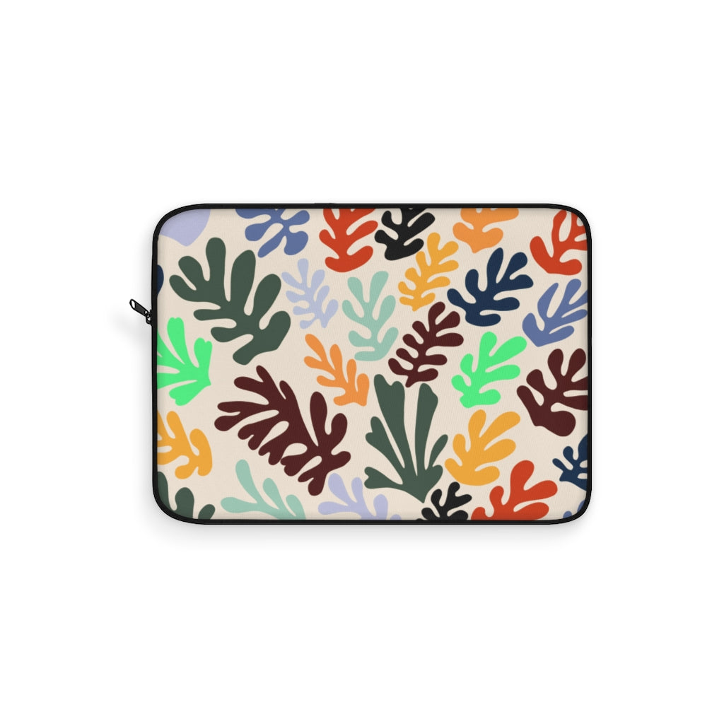 MATISSE LEAFS V2 LAPTOP SLEEVE