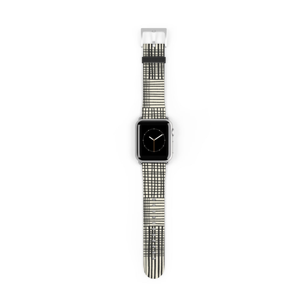 Handdrawn Art Apple Watch Band