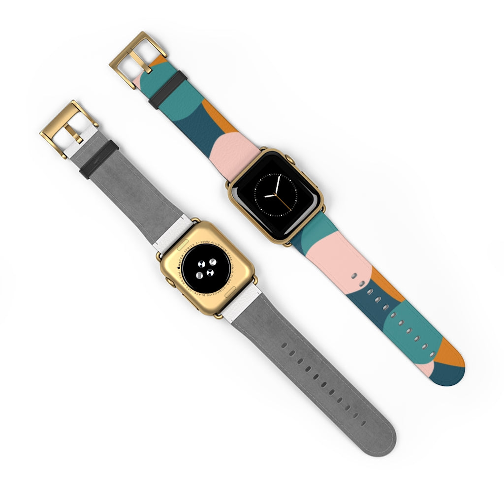Contemporary Art Apple Watch Band