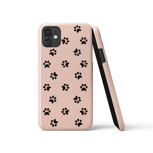 Cute Paws iPhone Case