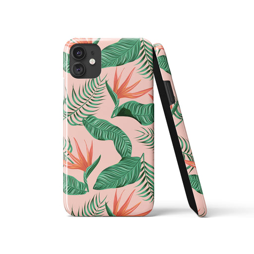 iPhone Case with Jungle Print