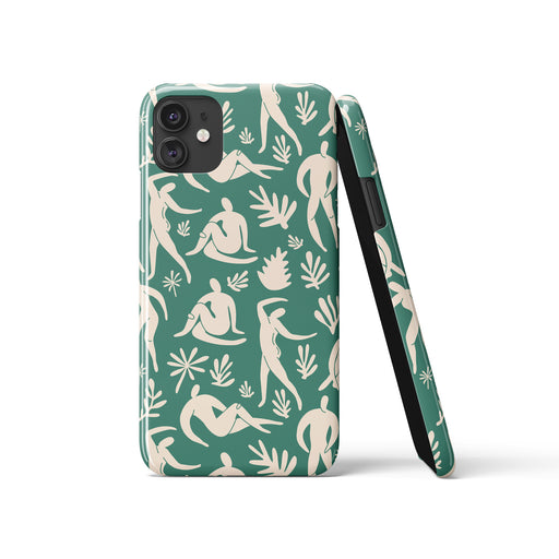 iPhone Case with Matisse Print