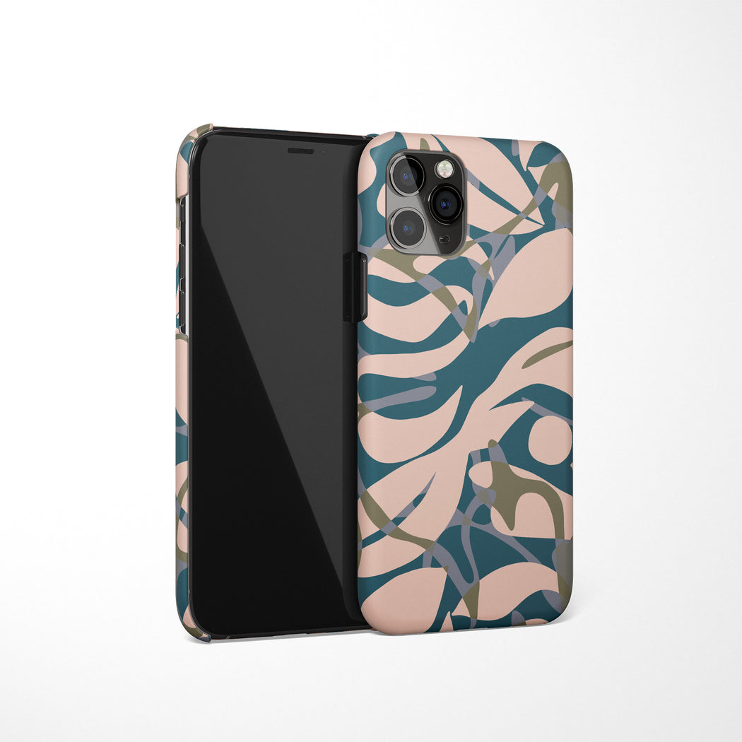 Vintage Drawing iPhone Case