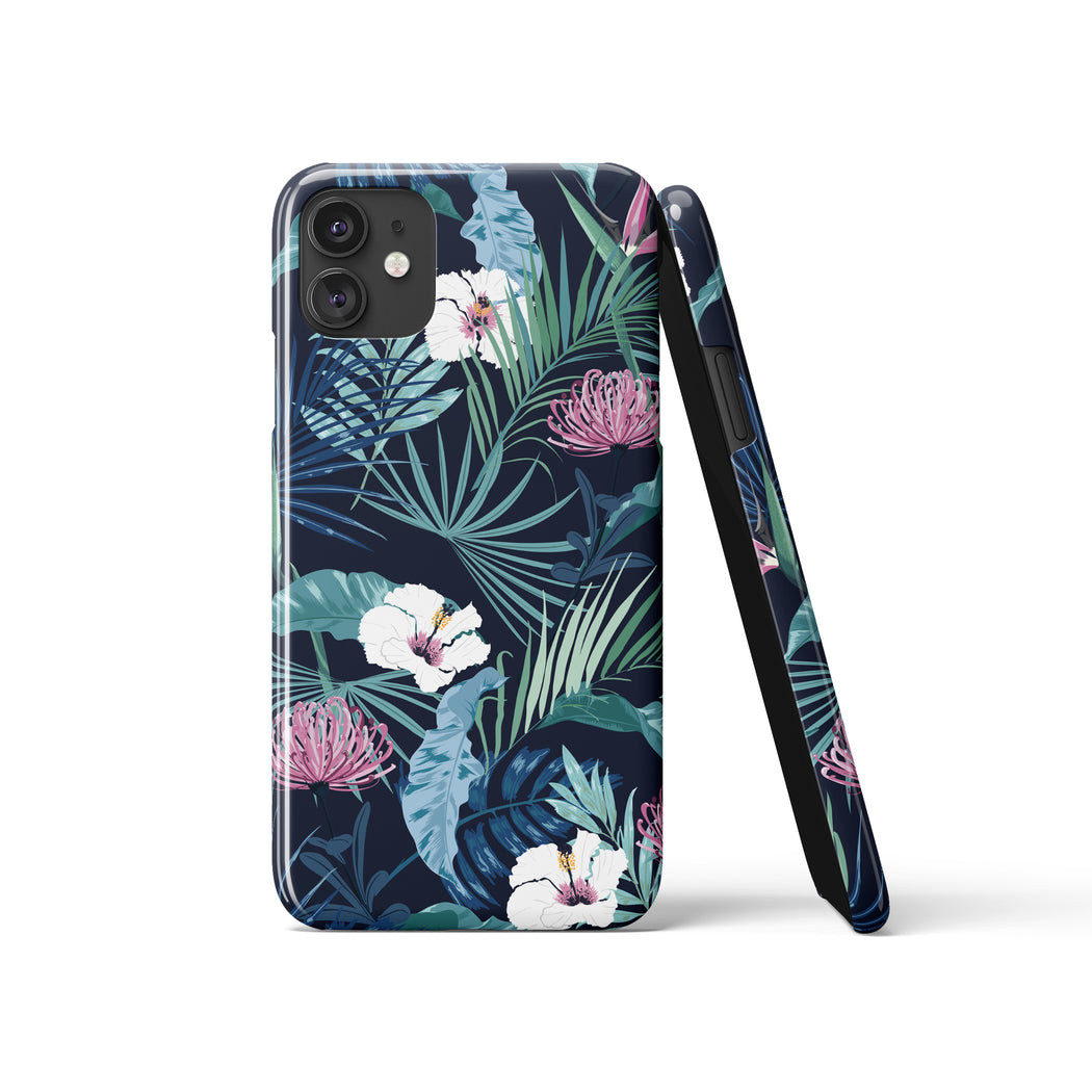 Beautiful iPhone Case with Floral Art Print