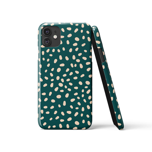 iPhone Case with Modern Art