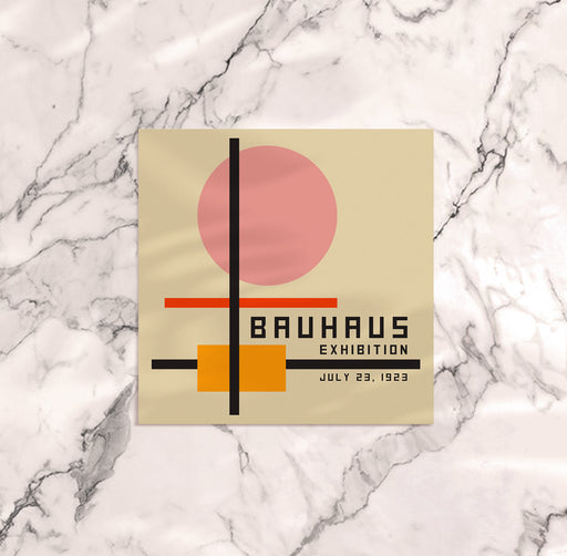 Bauhaus Poster Art - Shop posters, Art prints, Laptop Sleeves, Phone case and more Online!