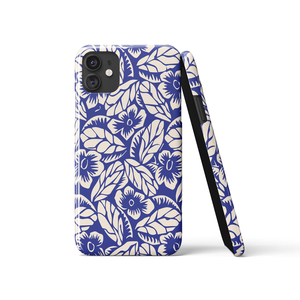 Artistic Floral iPhone Case