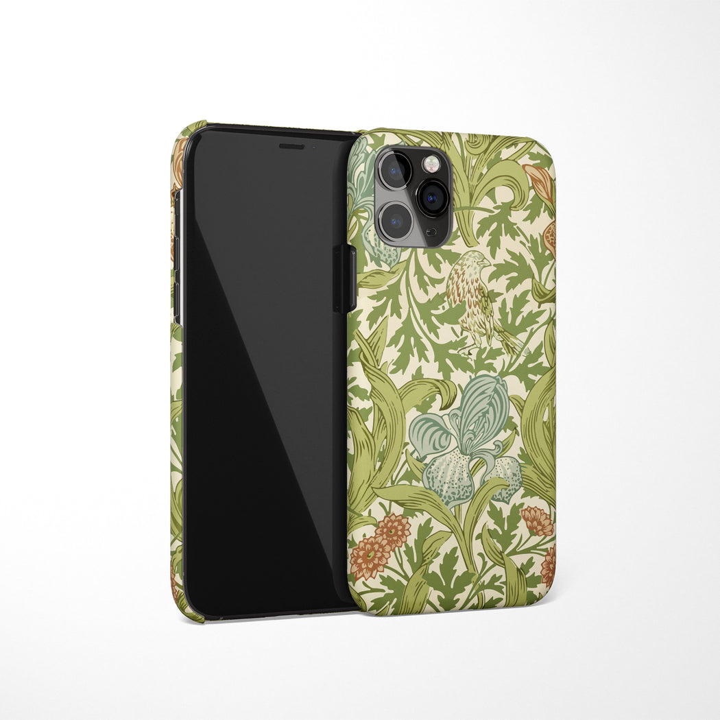 Morris v1 iPhone Case