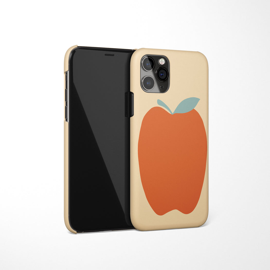 Retro Apple iPhone Case