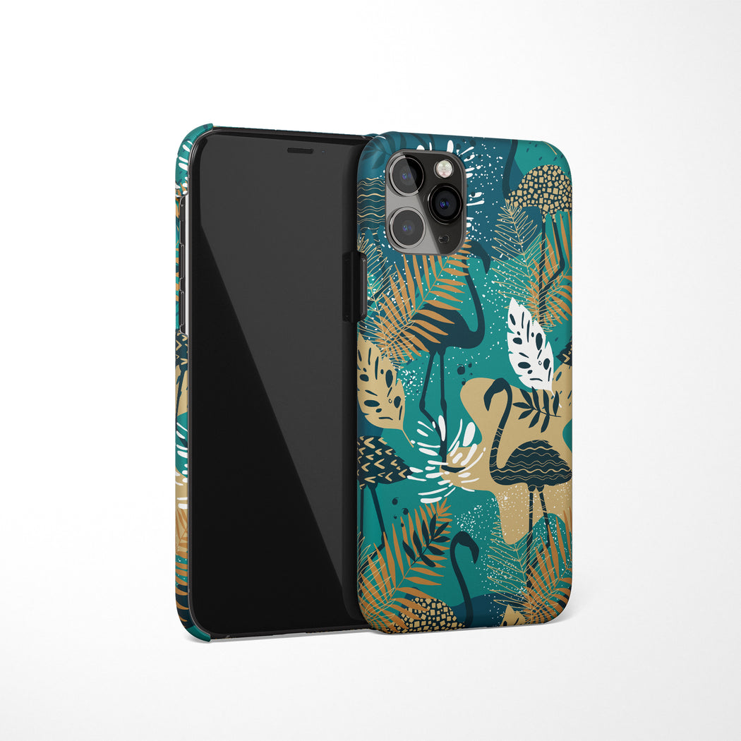 iPhone Case with Nature Art