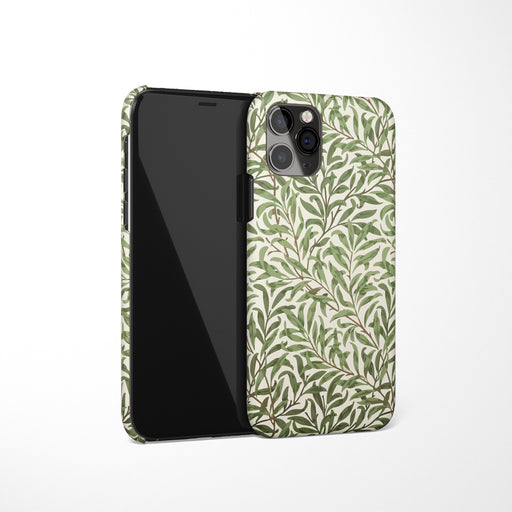 Mid Century Floral iPhone Case 2
