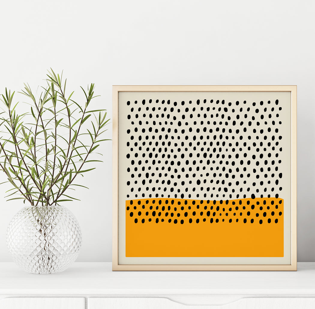 Mid Century Inspired Print - Shop posters, Art prints, Laptop Sleeves, Phone case and more Online!