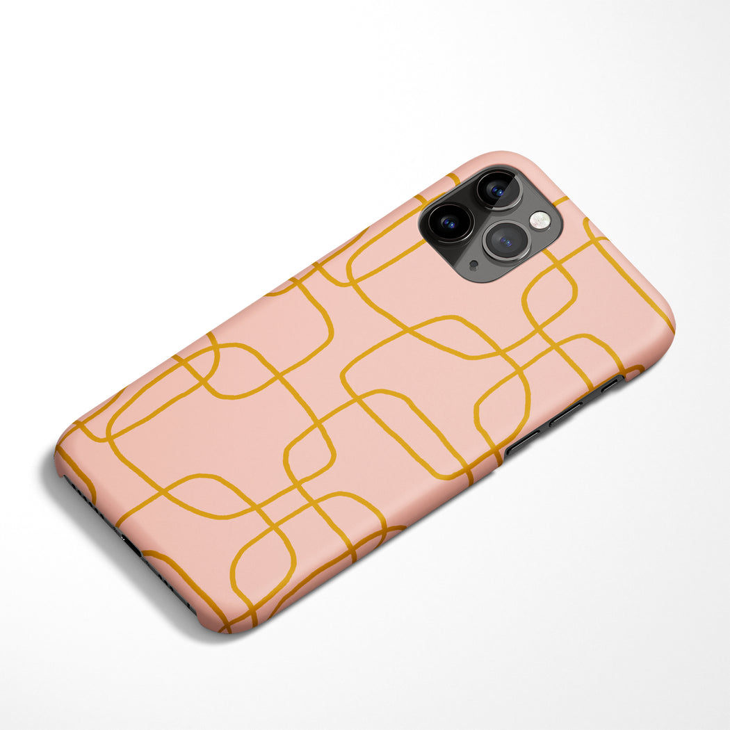 Pink Chic iPhone Case
