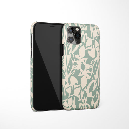 Cut Outs v2 iPhone Case