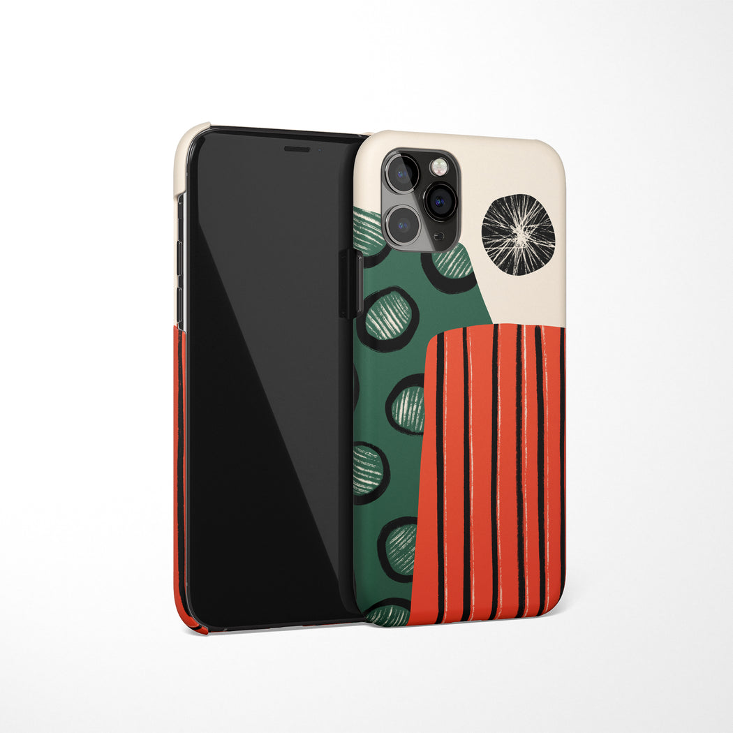 Scenery Art iPhone Case