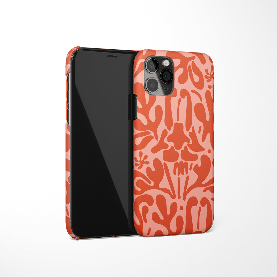 Beautiful Deco Pattern iPhone Case